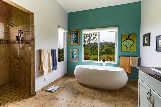 10 ideas to remodel your bathroom
