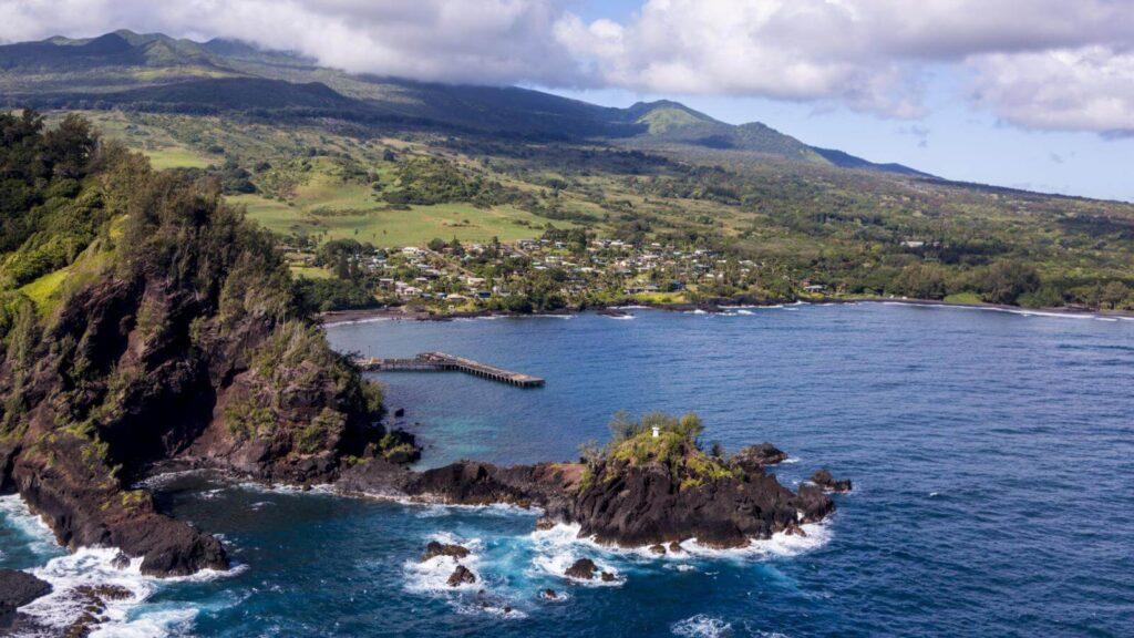 The island of Maui, USA