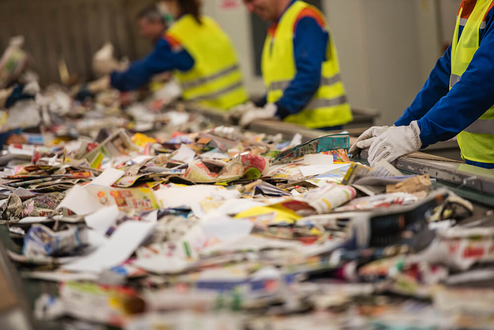 How to start a waste management company in UK
