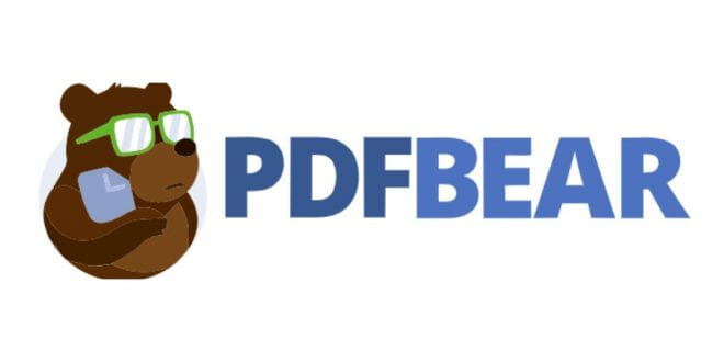 4 Top Tools Of PDFBear That Will Help You With Your PDF Documents