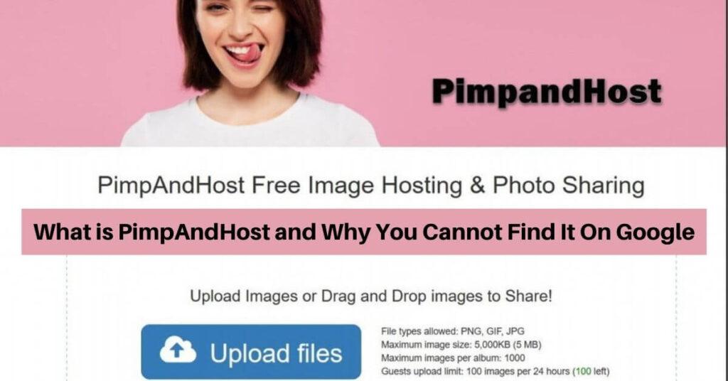 What is Pimpandhost?