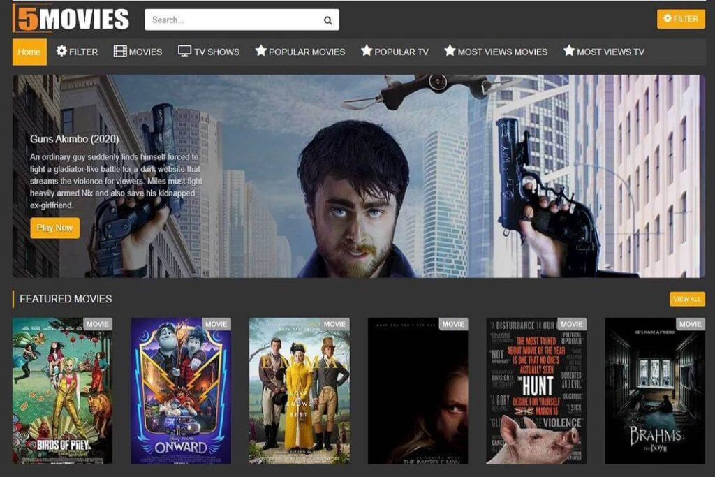 5movies – Similar Website Like Cucirca.eu