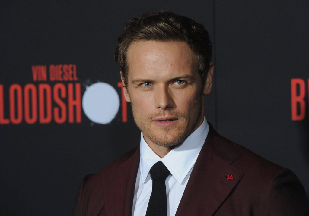INTERESTING FACTS ABOUT SAM HEUGHAN
