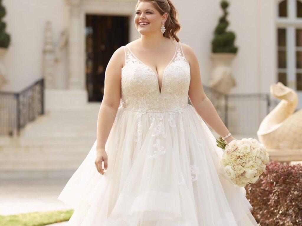 Choosing a Larger Size Wedding Guest Dress UK
