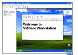 Launch VMware Workstation