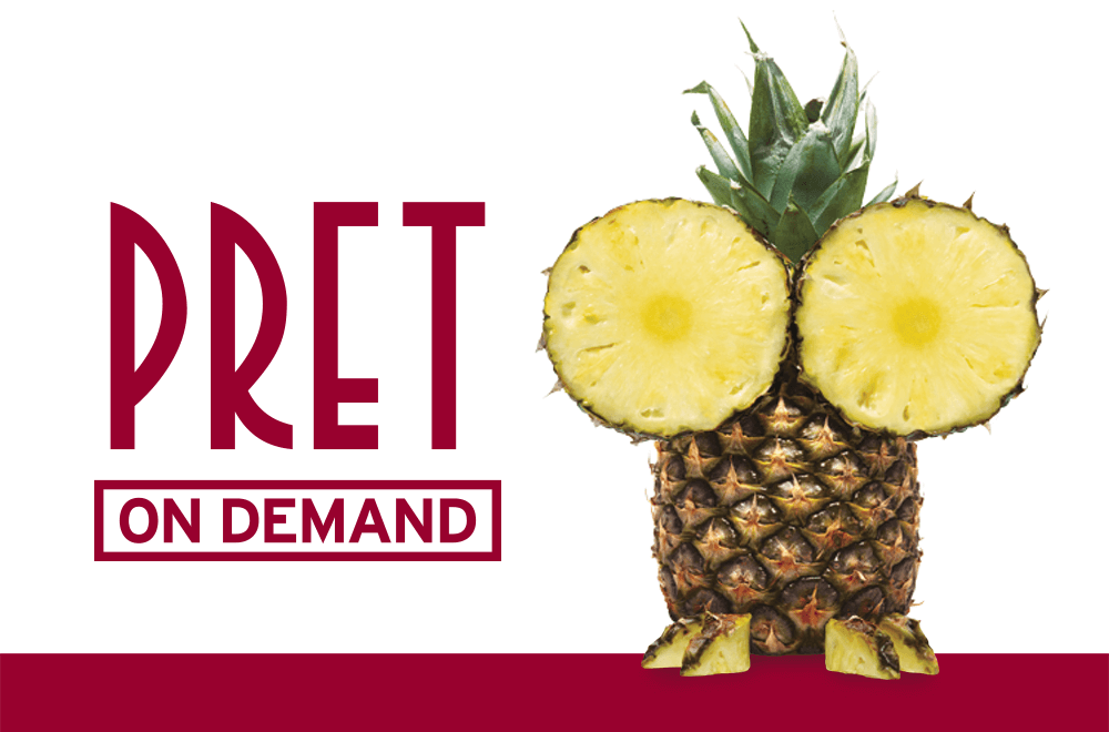 What Is Pret On Demand