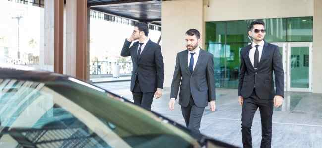 What Makes a Good Close Protection Officer