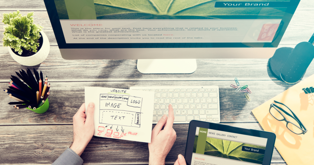 Common Mistakes in Web Design To Avoid