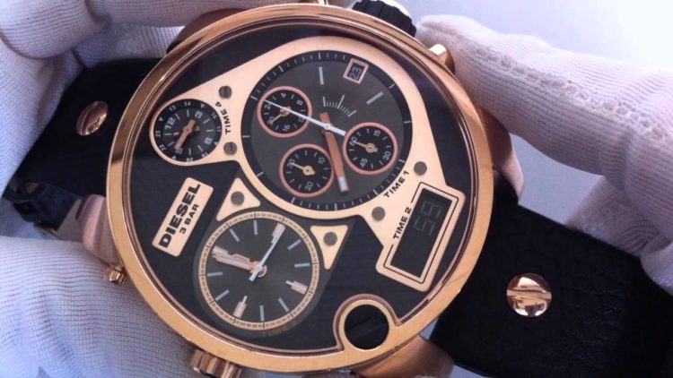 Diesel Watches To Own For Men