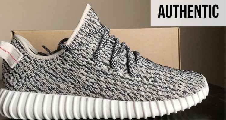 What to Look For in a Fake Pair of Yeezy Boosts