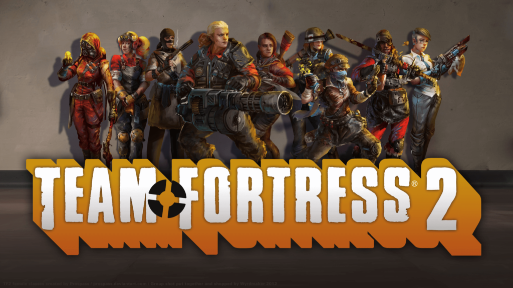 Group Fortress 2