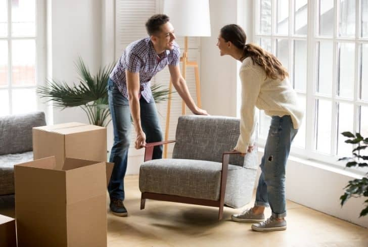 How to dispose of the furniture safely