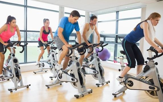 Exercise bikes help to live longer