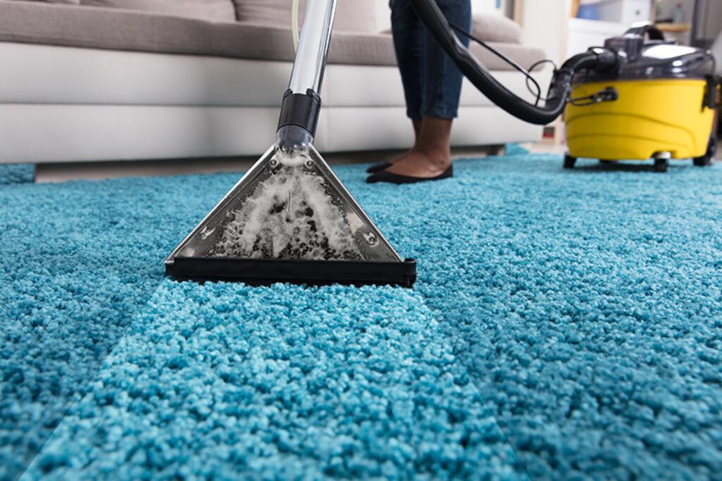 Importance of a clean carpe