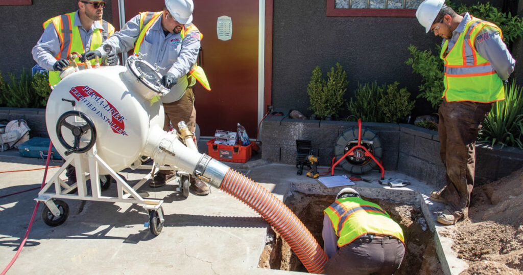 Pipe Relining Process