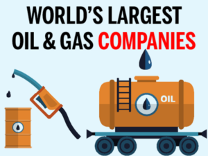 Biggest Oil Companies In The World