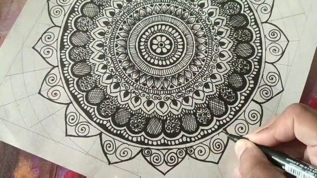 Mandala Art- History, Inception & Popularity Amongst Kids