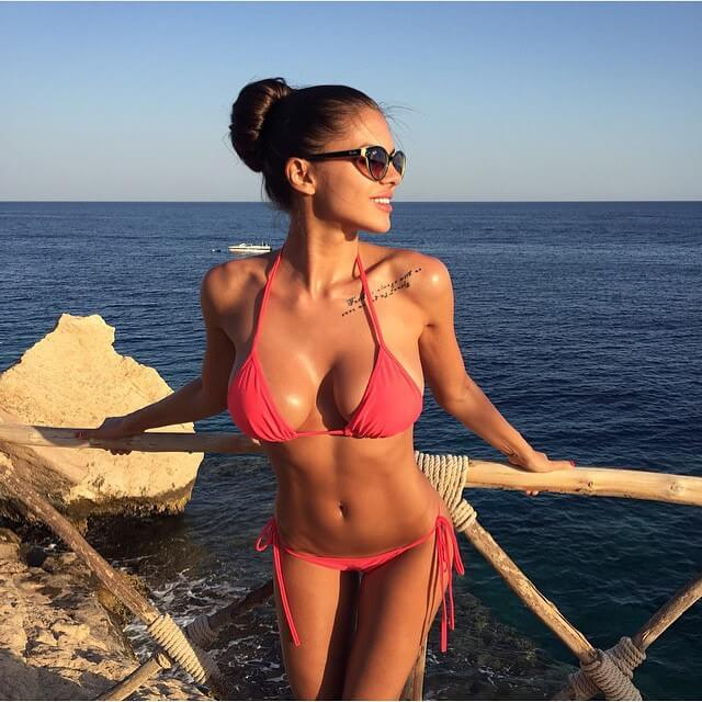 Viki Odintcova's Age, Height, Weight, and Body Measurement