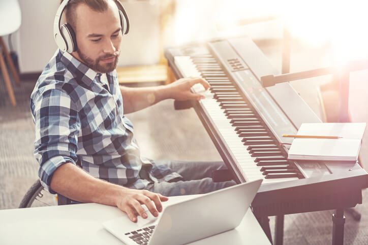 How to become a music composer