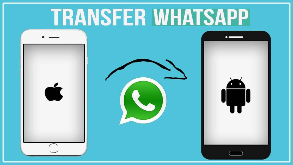Tips To Transfer Whatsapp From iPhone to Android