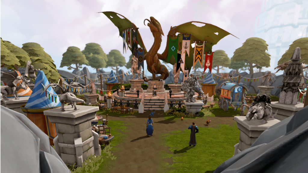 A Complete Overview of Runescape Game
