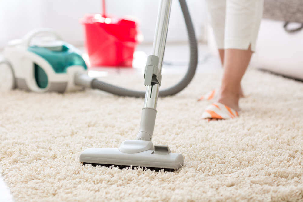 How To Clean A Carpet Without Damaging It