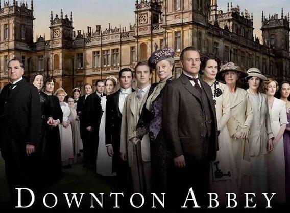 Downton Abbey Seasons